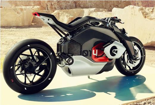 Le BMW Motorrad Vision DC Roadster : la relève de BMW