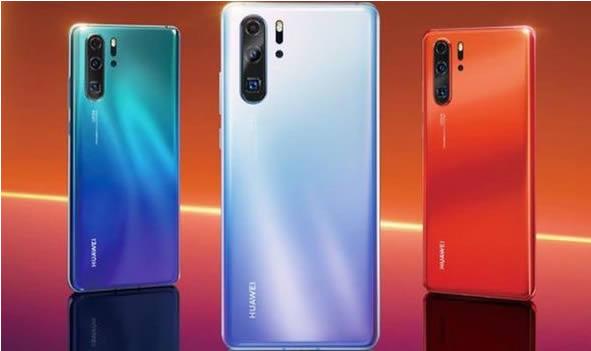 Huawei est de retour avec le P30 Pro