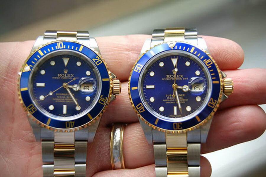 5 façons de repérer une fausse montre