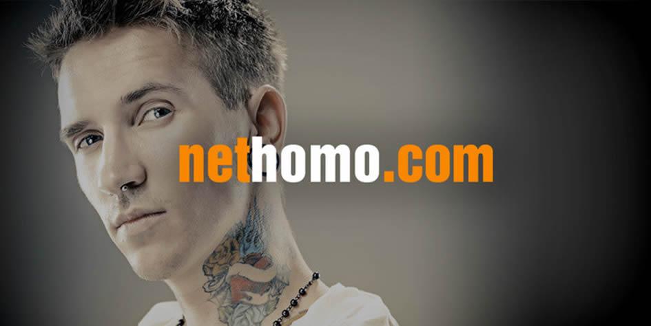 Djizz Nethomo: La rencontre en ligne Gay