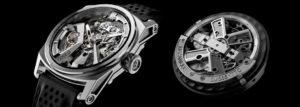 Projet X41 par Code41, La quintessence horlogère