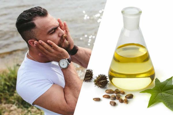 huile de ricin– beardilizer | les produits phares pour une barbe parfaite