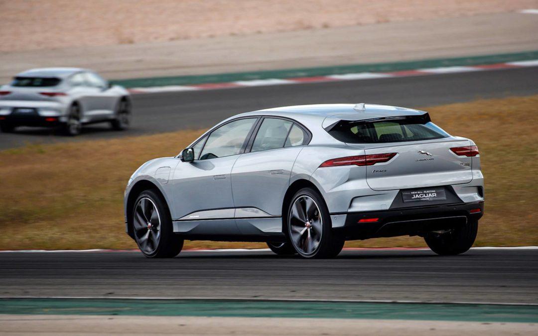 Jaguar I-PACE 2019 : présentation