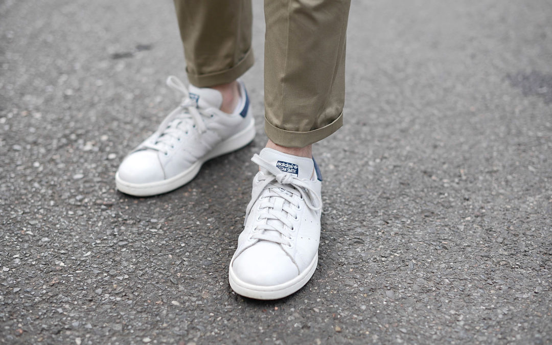 Comment nettoyer les baskets blanches