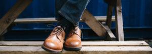 quelles chaussures porter avec un jean