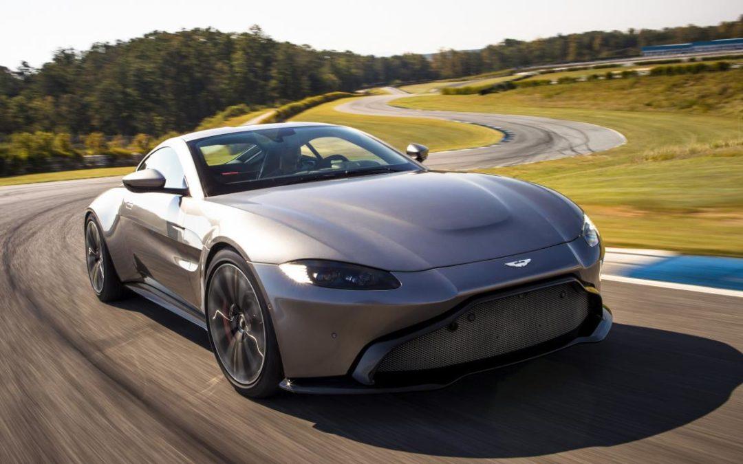 Aston Martin Vantage : Serait-ce la prochaine voiture de James Bond ?