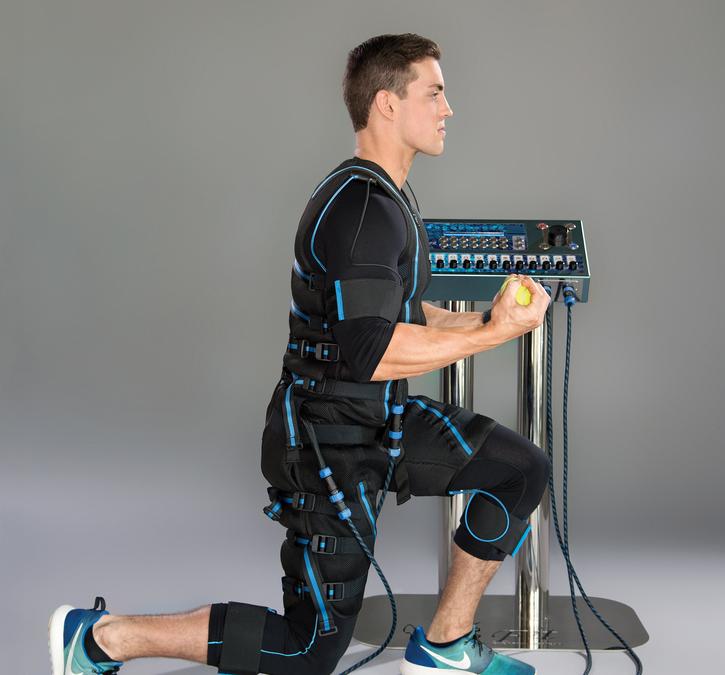 Des muscles plus forts sans jamais soulever un poids ?