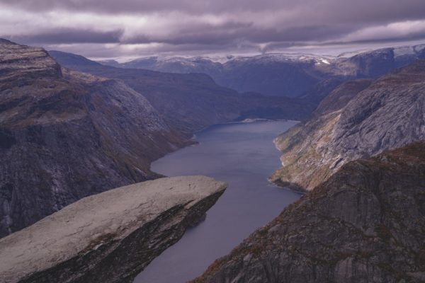 Trolltunga : la plus belle randonnée scandinave