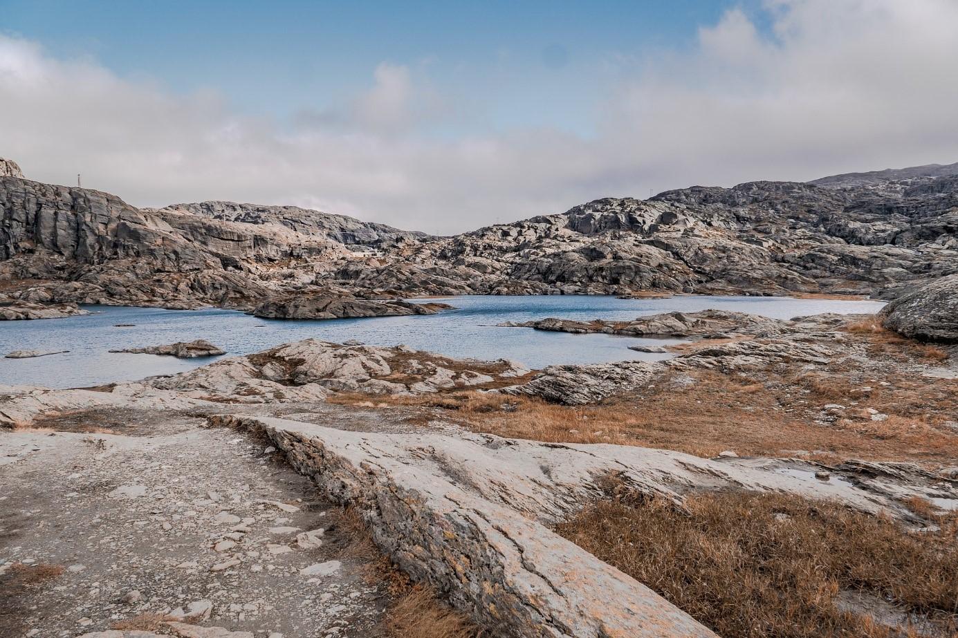 paysage norvégienne