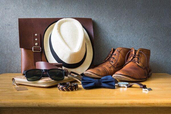 Les accessoires mode pour homme