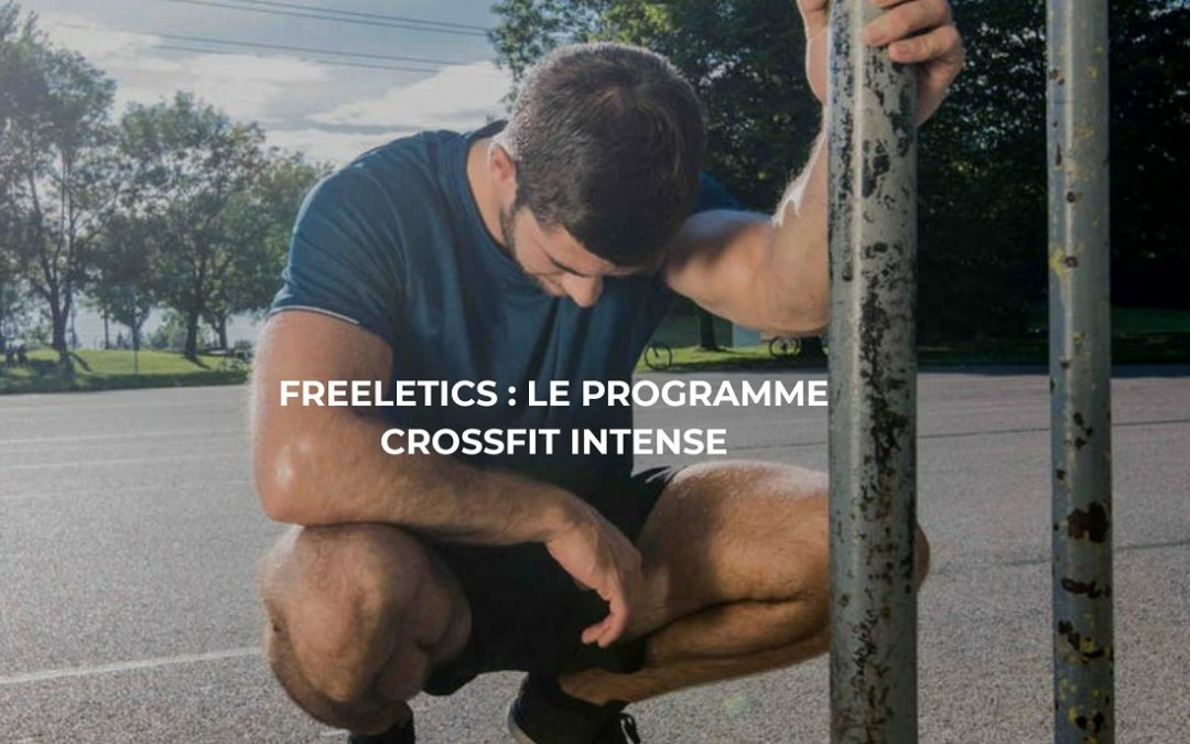 Découvrir notre point de vue sur le training Freeletics