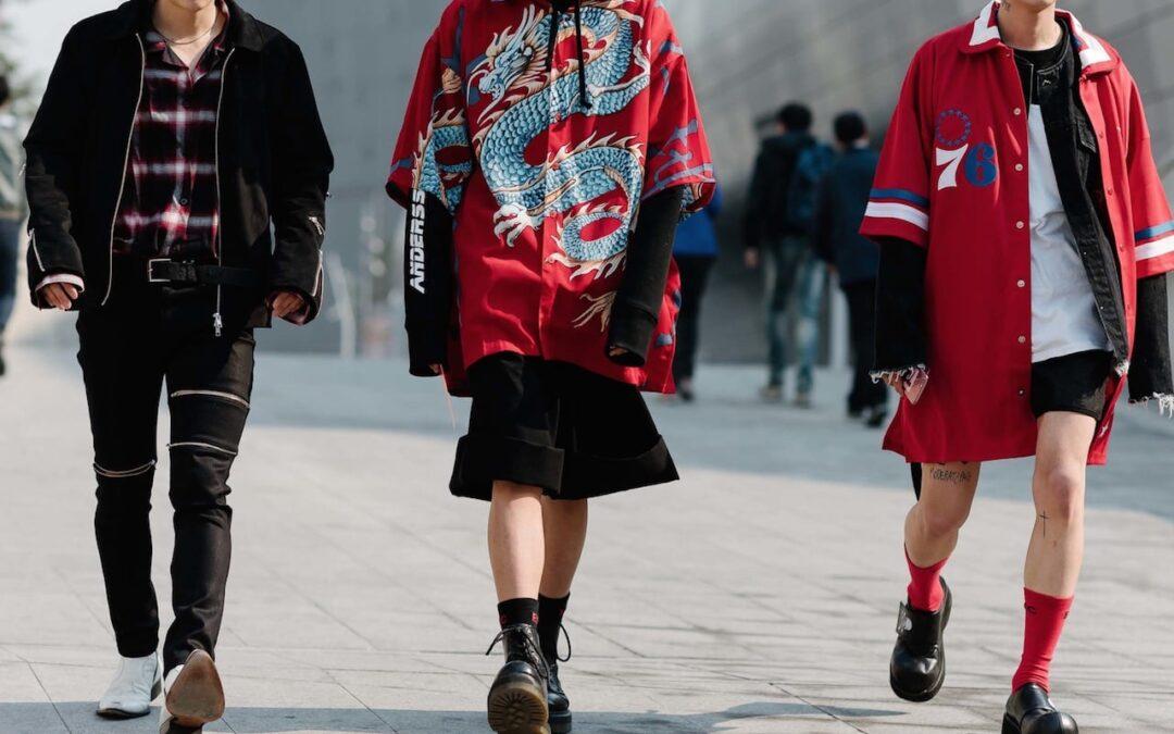 streetwear tendances
