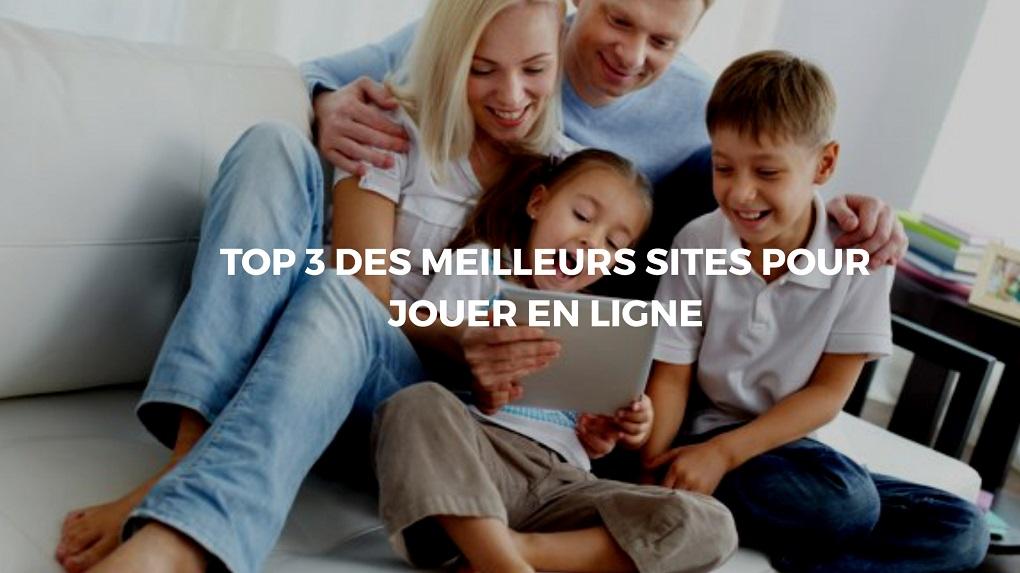 top site jeux