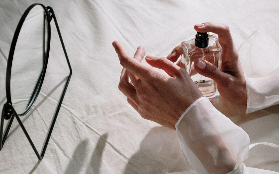 5 parfums d'été préférés