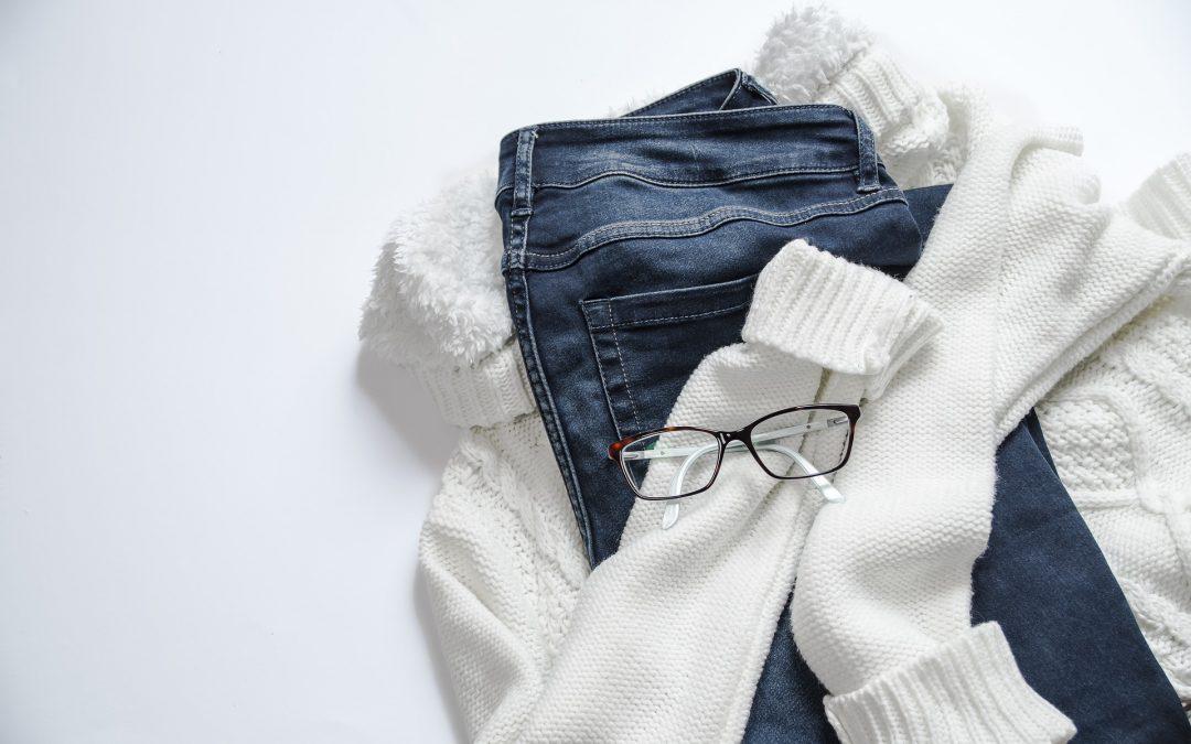 8 façons de porter un jean blanc ce printemps