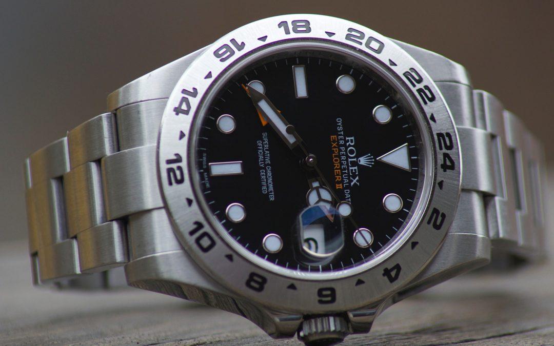 Comment lire une montre GMT