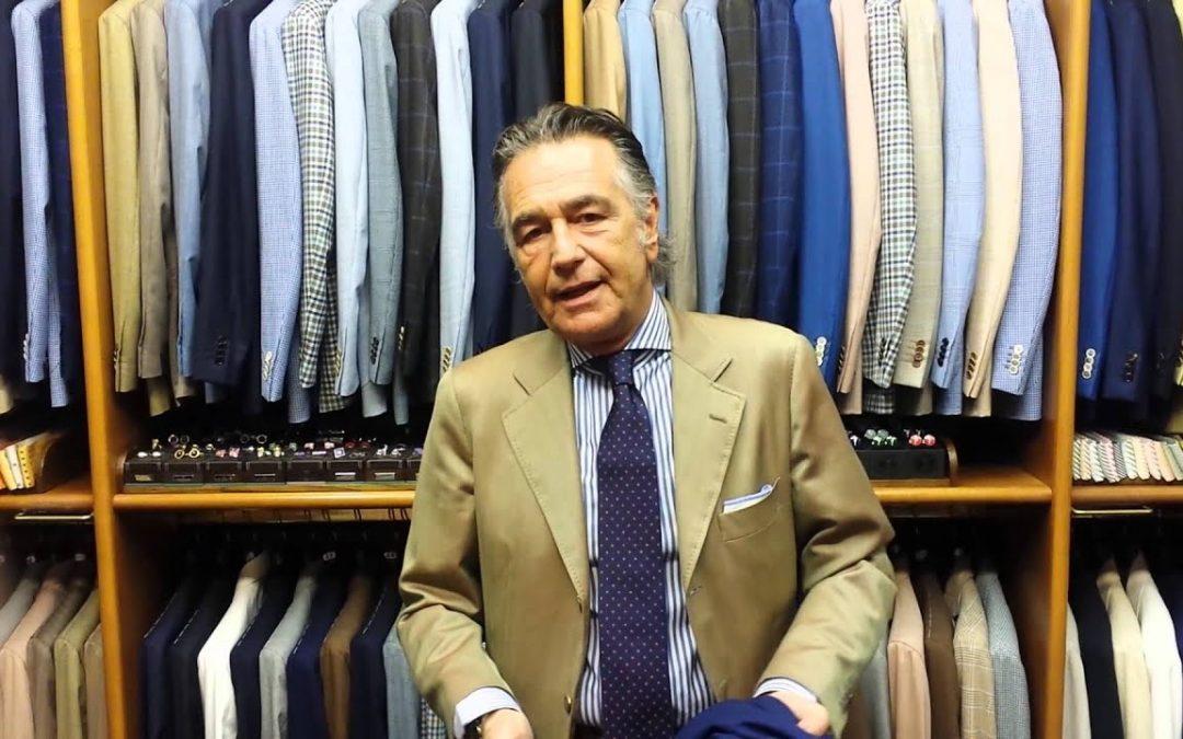 Giampaolo Alliata – Icône du style masculin