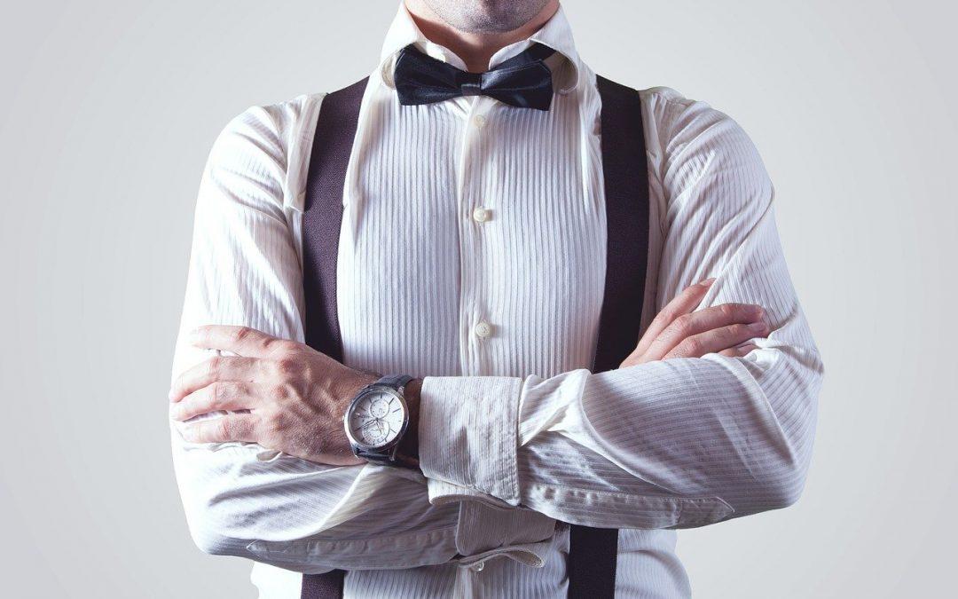 Une histoire des chemises à boutons pour hommes