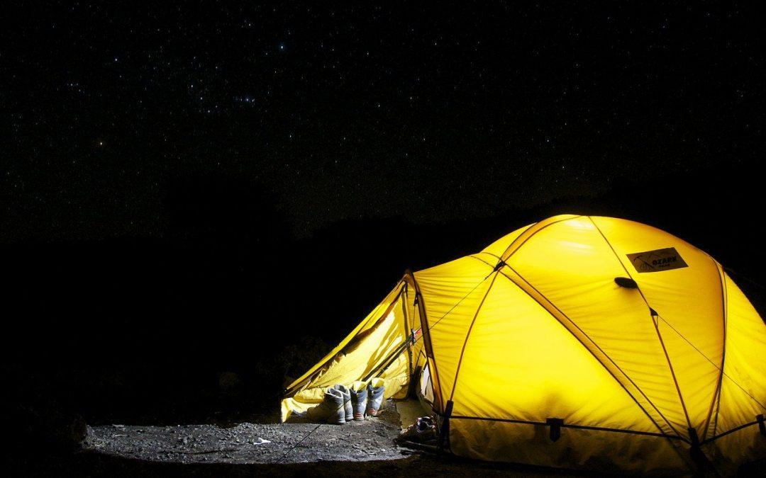 6 types de tentes de camping que vous devriez connaître