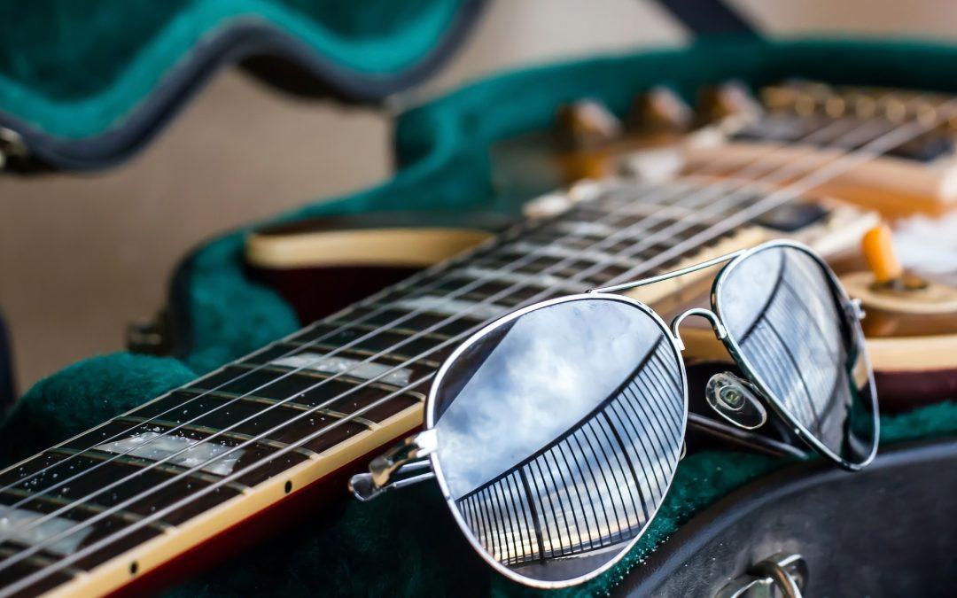 Les lunettes de soleil aviateur ont une histoire intéressante