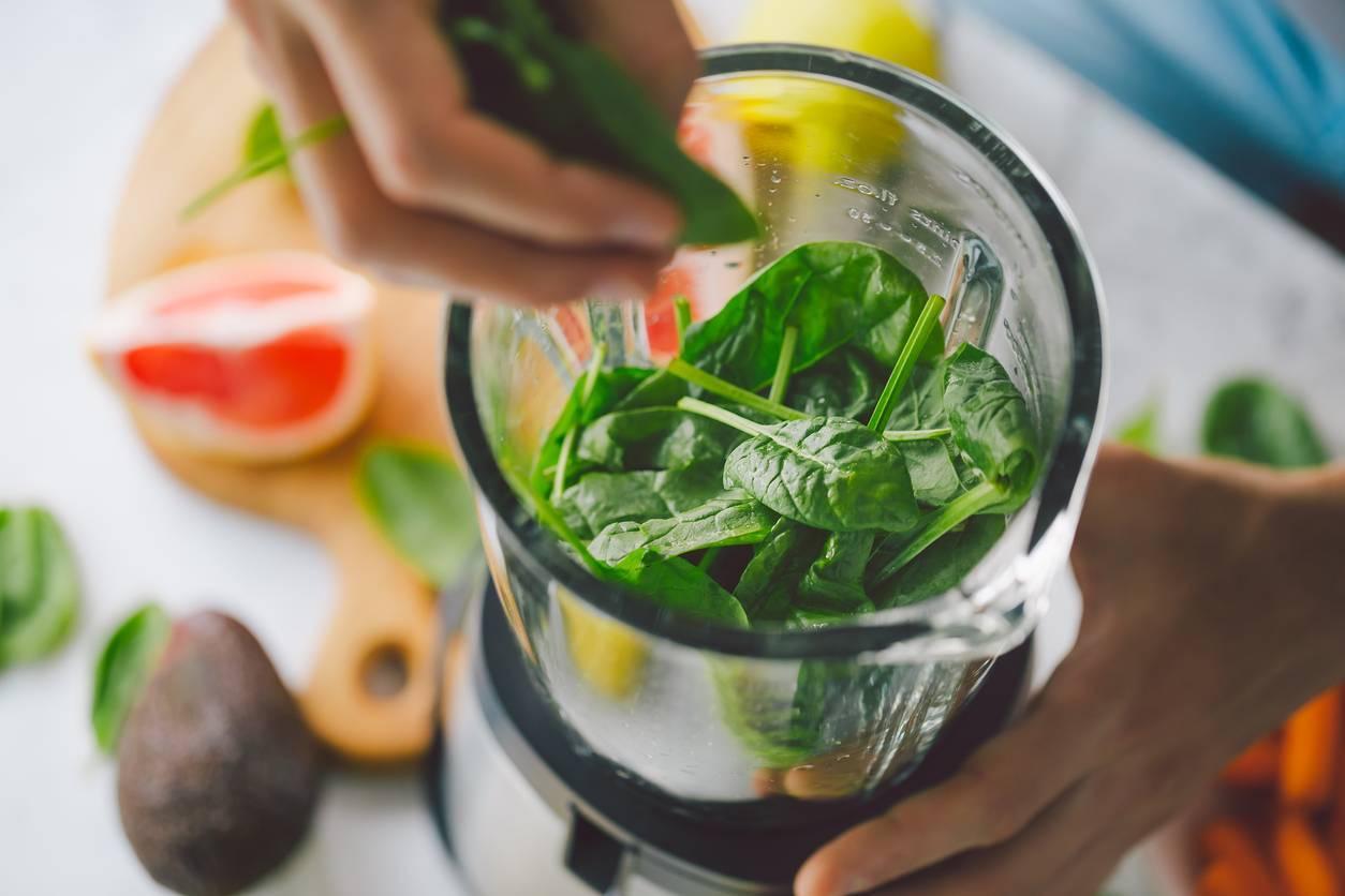 spiruline bio régime alimentaire