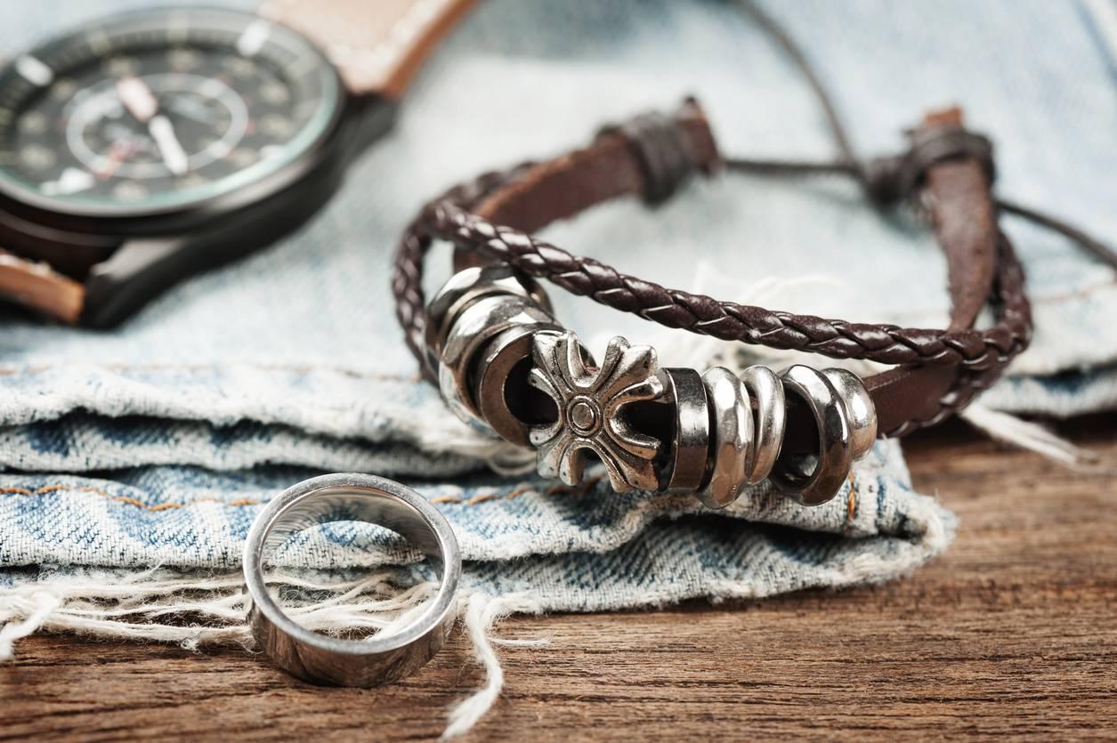 réussir à combiner des bijoux de métaux différents
