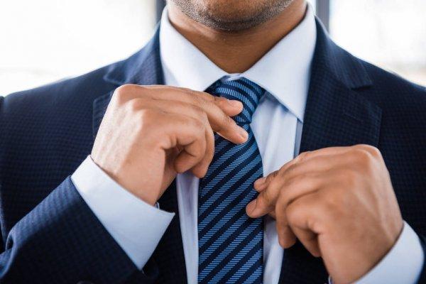 faire son noeud de cravate