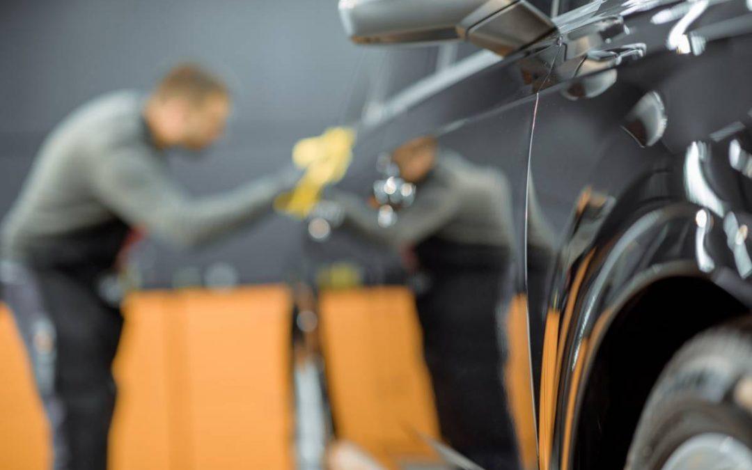 Voiture : les principaux facteurs d'abrasion de la carrosserie