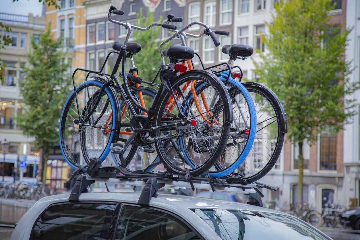 porte-vélo BMW